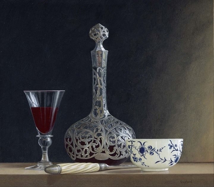 Tim Gustard Paintings Still Life Painting Art