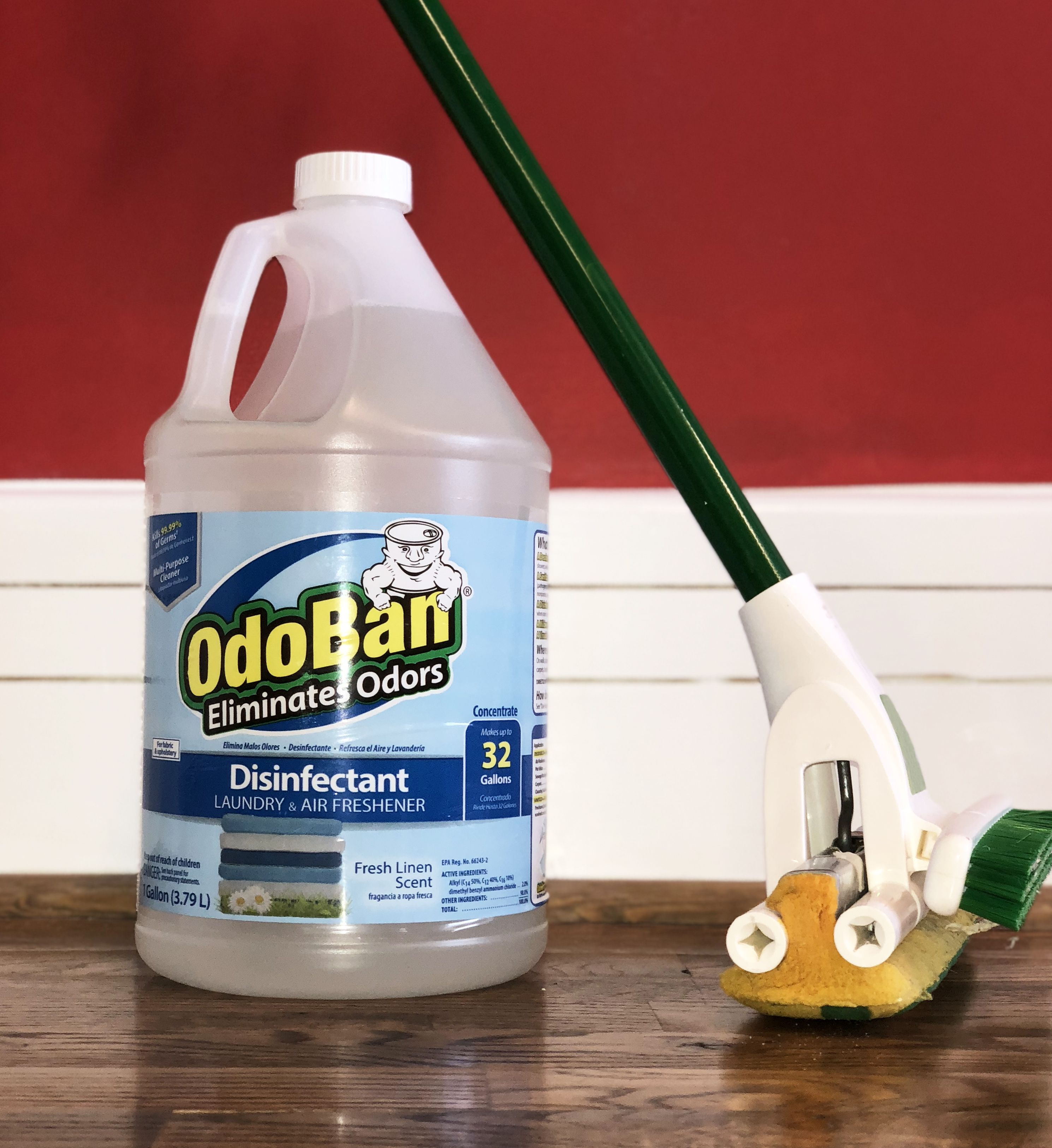 Odoban Disinfectant And Odor Eliminator Multipurpose Concentrate Odoban Cleaning Cleaning Household Household Hacks