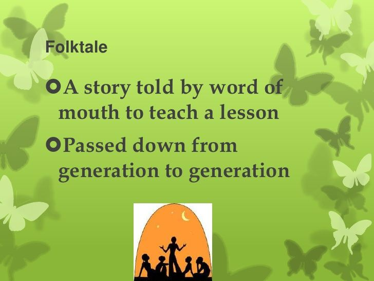 What is A Folktale fables/folktales Pinterest Traditional