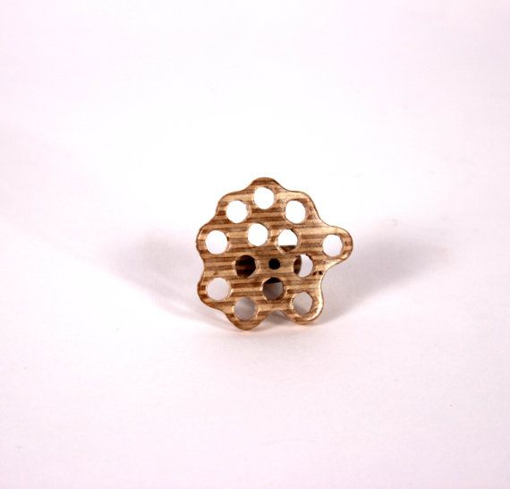 HOLE ring by BirchDesigners on Etsy