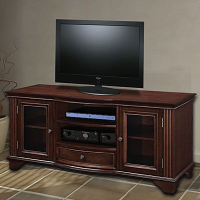 curved front tv stand big lots