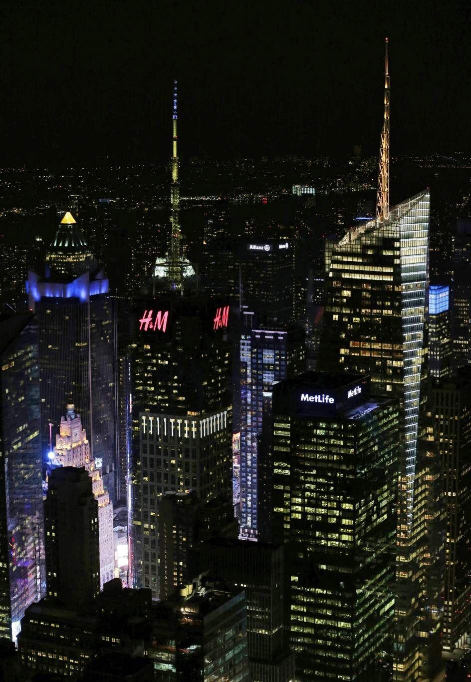 Nueva York de noche   verano   Pinterest   City, Nice city and City ...