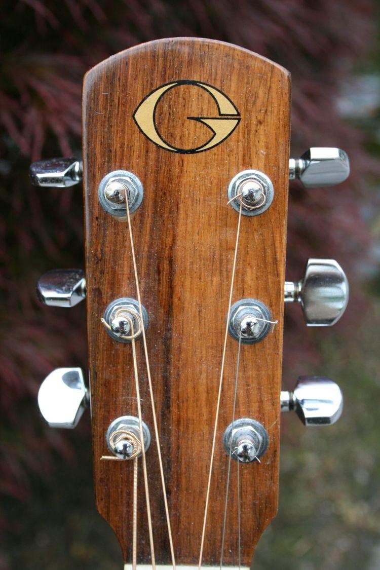 Gurian Guitars Identification Registry Guitarbench Magazine Guitar Guitar Design Classic Guitar