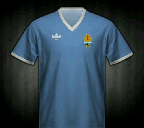 Resultado de imagem para camiseta URUGUAya  1974