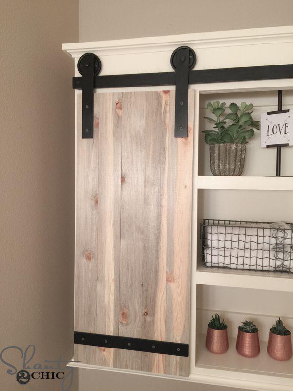 Popular Diy Sliding Cabinet Door Exterior
