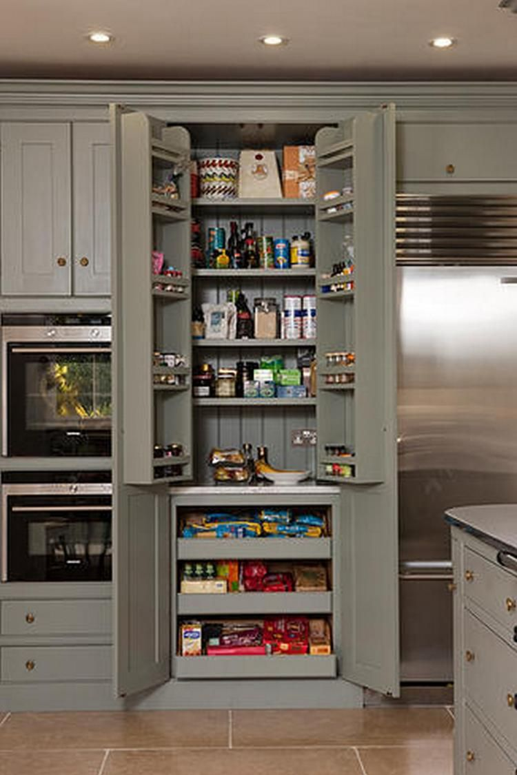 Cool Pantry Ideas For A Small Kitchen Kitchen Remodel Small Kitchen Design Small Kitchen Remodel Design