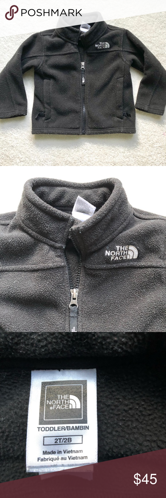 The North Face Size 2t Fleece Coat The North Face Size 2t Fleece Coat The North Face Jackets Coats Fleece Coat North Face Jacket The North Face [ 1740 x 580 Pixel ]
