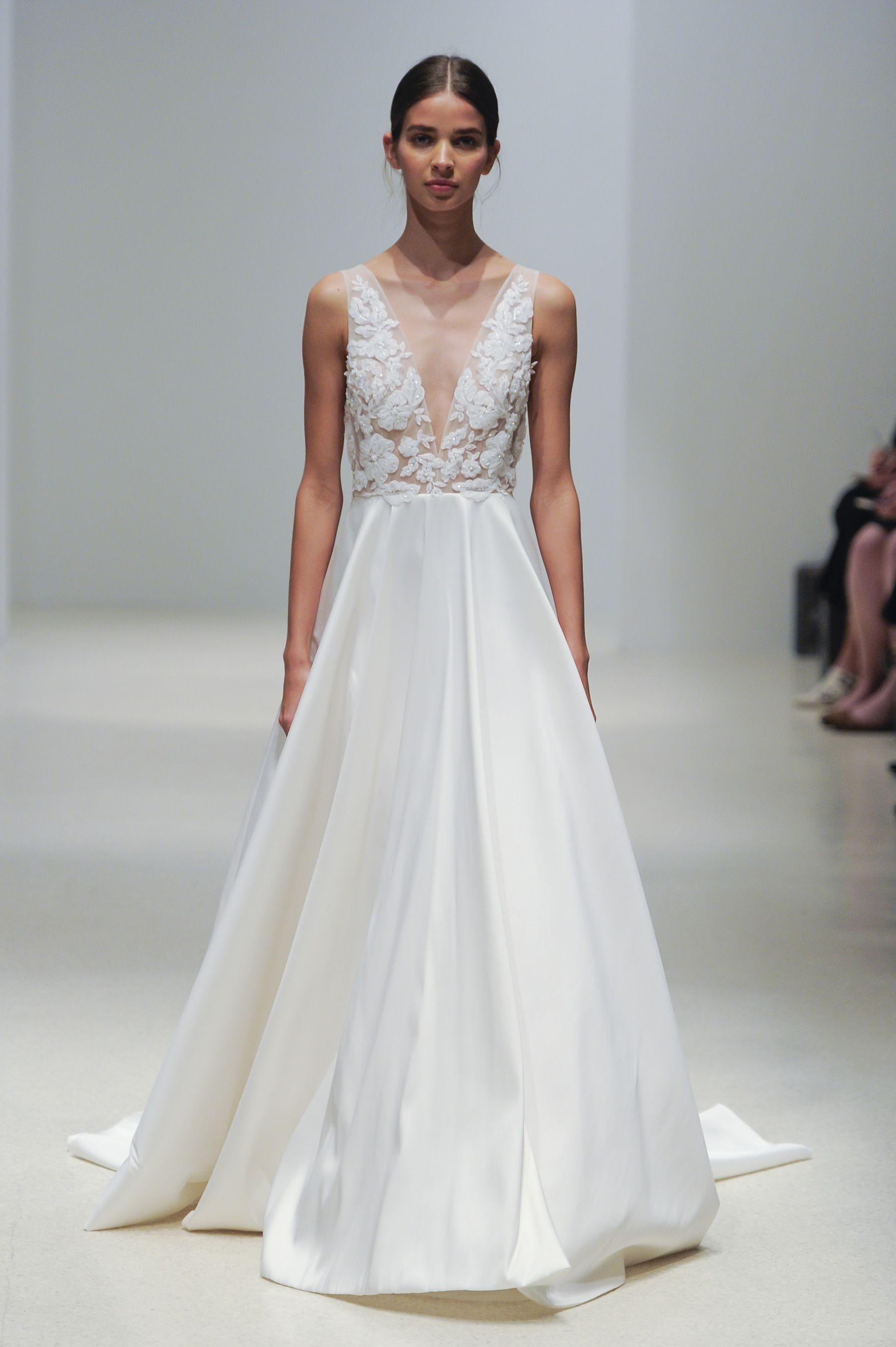 19ab2ff35cd See every look from Jenny Yoo Fall 2019 Bridal.