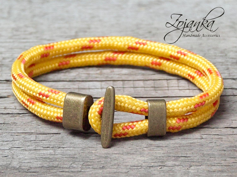 Sailor Bracelet Beach Men Bracelet Nautical Rope Bracelet