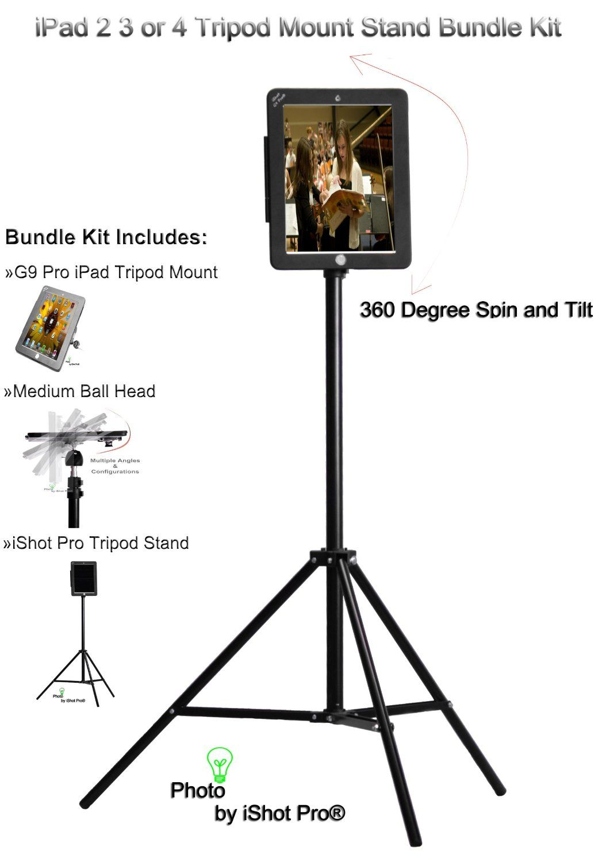 For DIY iPad Photo Booth...AmazonSmile: G9 Pro® New iPad