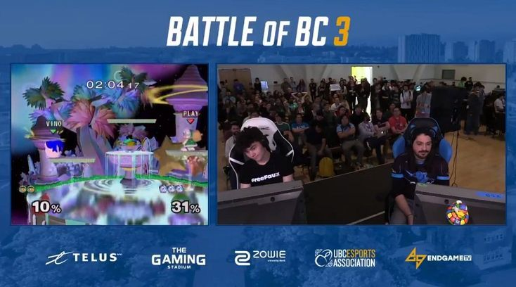 Super Smash Bros  Melee Player Quits in the Middle of Tournament