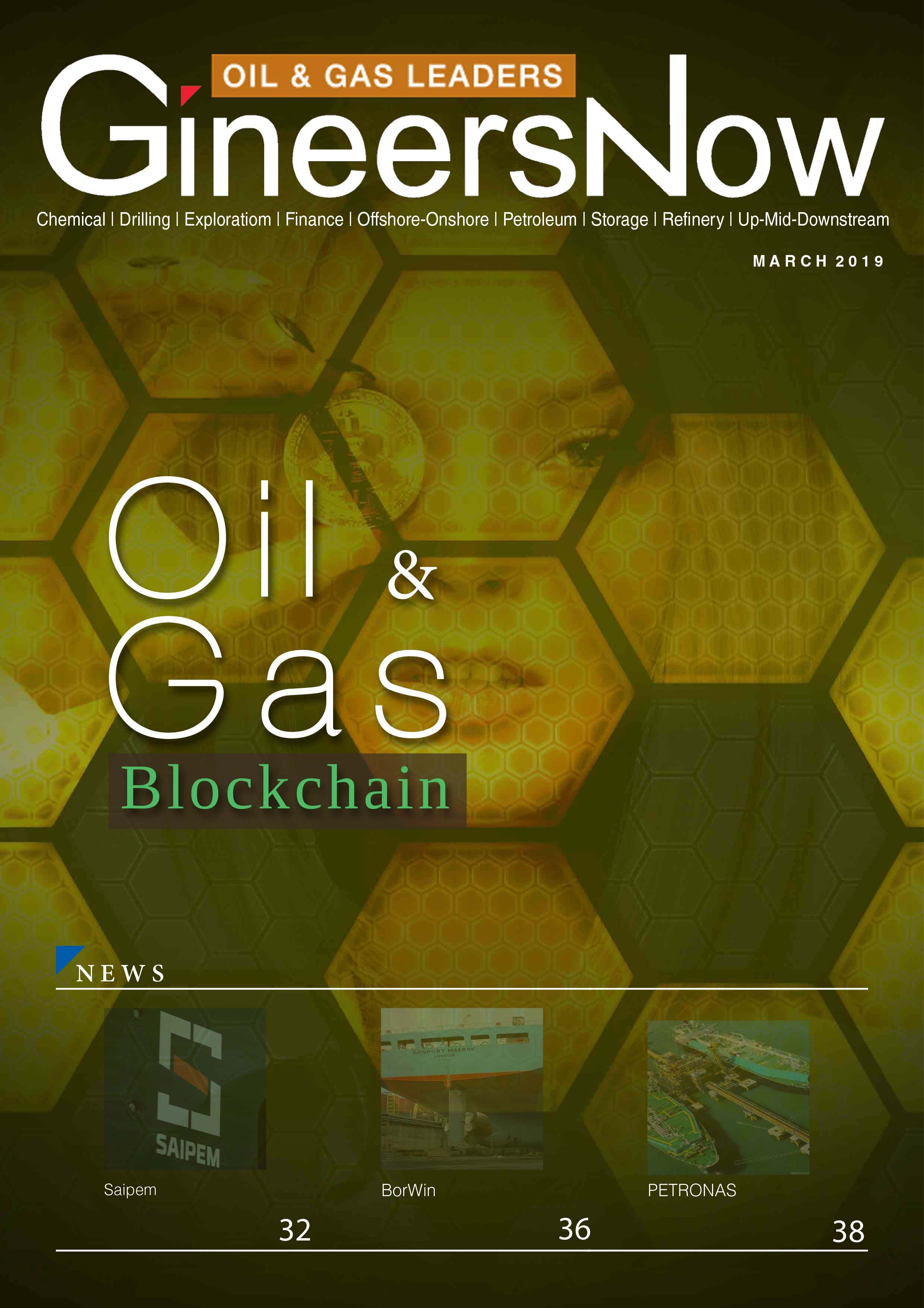 The Impact of Blockchain in the Oil and Gas Industry