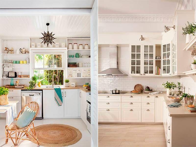 Muebles de cocina abiertos o cerrados? | Cocinas | Pinterest