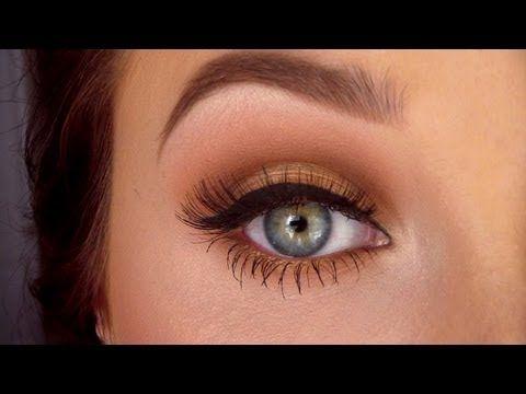 summer bronze makeup tutorial