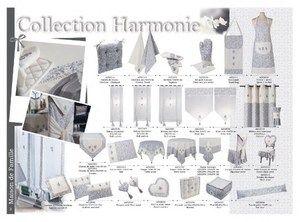 Collection Harmonie Alizéa - decoration liberty - Lilie Rose Déco ...