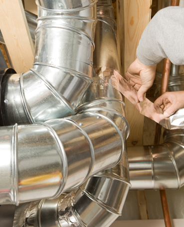 DUCT WORK, Custom Ductwork Installation ,Ductwork Means