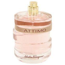 Attimo L'eau Florale by Salvatore Ferragamo Eau De Toilette Spray (Tester) 3.4 oz (Women)