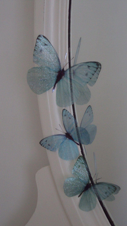 3 Sparkling Pastel Girls Fairy Dust Bedroom 3d Fly
