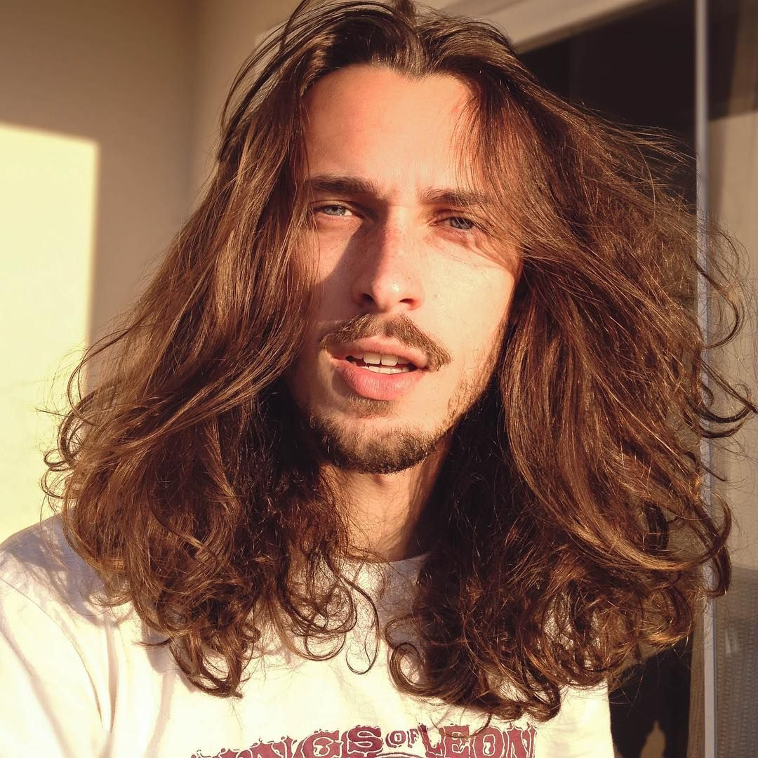 Curly mens haircuts comuassim  curly hair men  pinterest  long hairstyle curly and