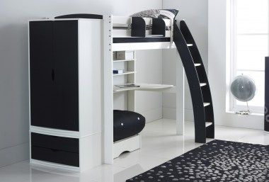 Scallywag Exclusive High Sleeper Bed