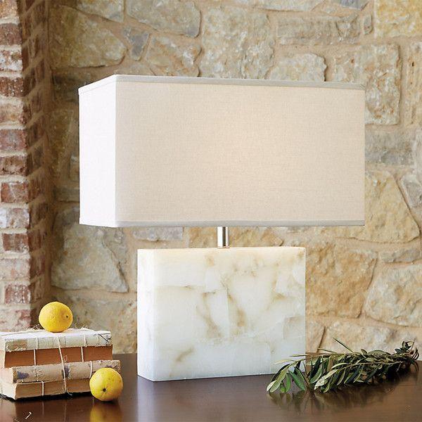 Ballard Designs Casa Florentina Alida Table Lamp ($599) ❤ liked on ...