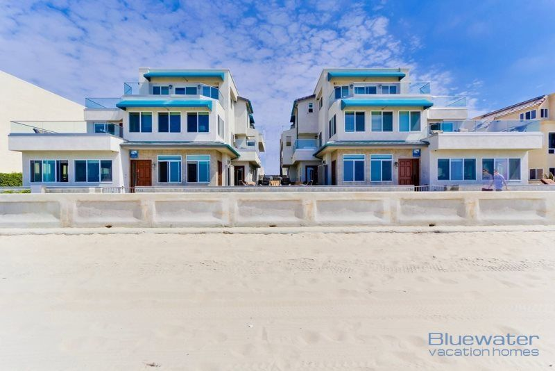 Merveilleux Bluewater Vacation Homes: Bluewater Oceanfront I And II   Mission Beach, San  Diego