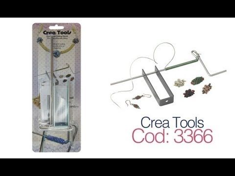 0109d6c3051f Como utilizar herramientas para alambrismo. Cod. 3366 Coiling Gizmo ...