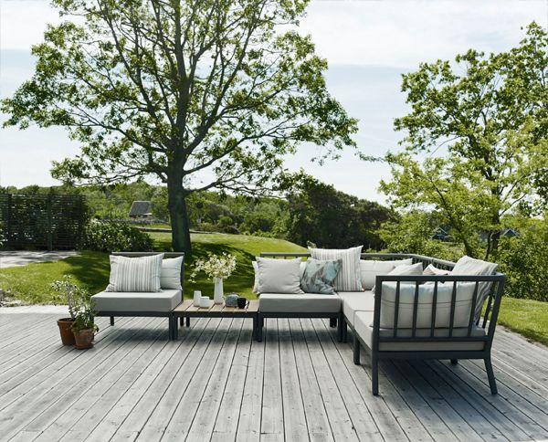 Skagerak Tradition Spacer Module The Garden Store Merken - interieur trends im sommer inspiration bilder