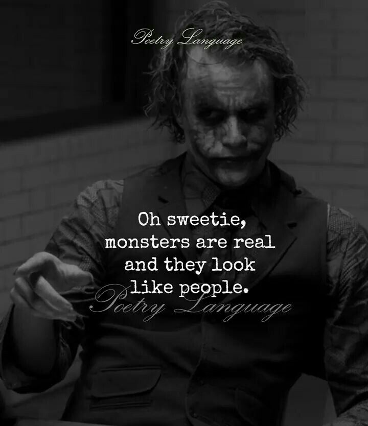 23 Joker quotes that will make you love him more Correct