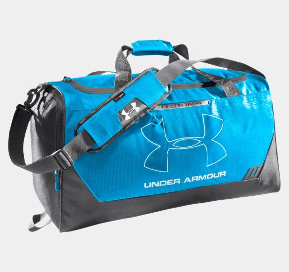 Ua Hustle Storm Md Duffle Bag Under Armour Us With Images Bags Under Armour Backpack Medium Bags