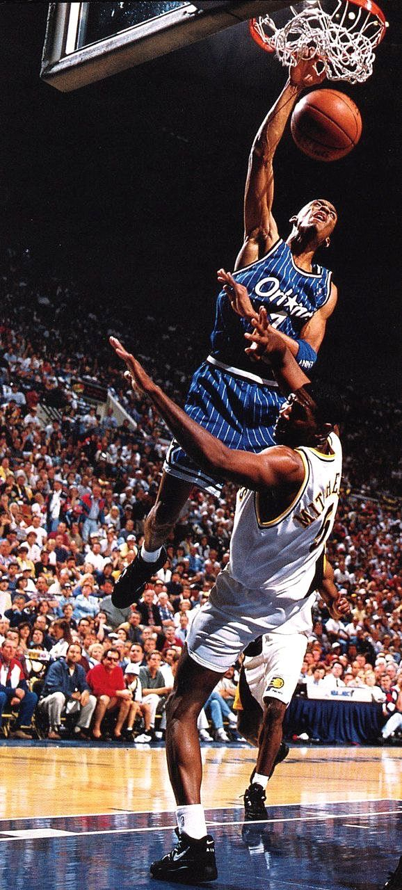 Learn how i went from touching the net to dunking by adding 10 explore penny hardaway basketball photography and more sciox Gallery