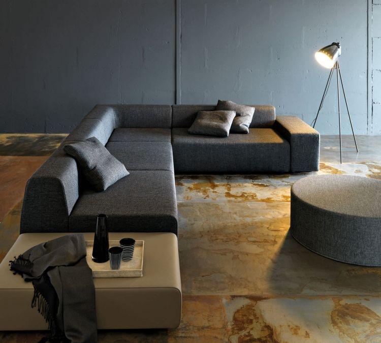 Sofa XXL - gepolsterte und moderne Designermöbel im XXL ...