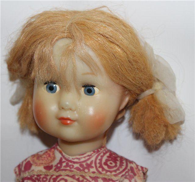 Милая советская девочка вся в родном! / Куклы детства / Шопик. Продать купить куклу / Бэйбики. Куклы фото. Одежда для кукол
