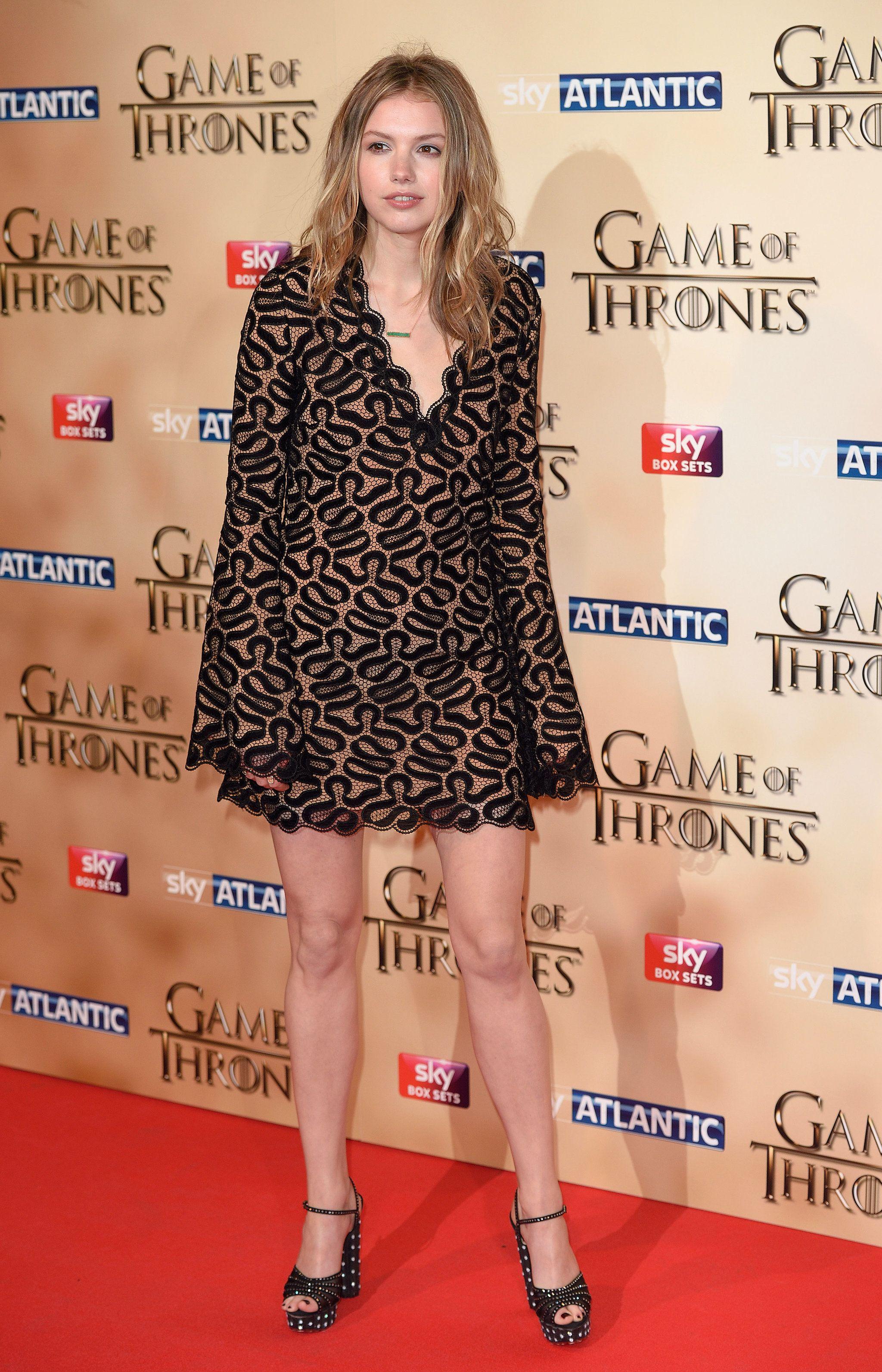 Celebrites Hannah Murray