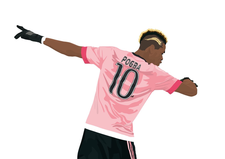 Paul Pogba Juventus dab  2bba35aa04aca