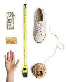 Measuring Tricks - Martha Stewart Home & Garden