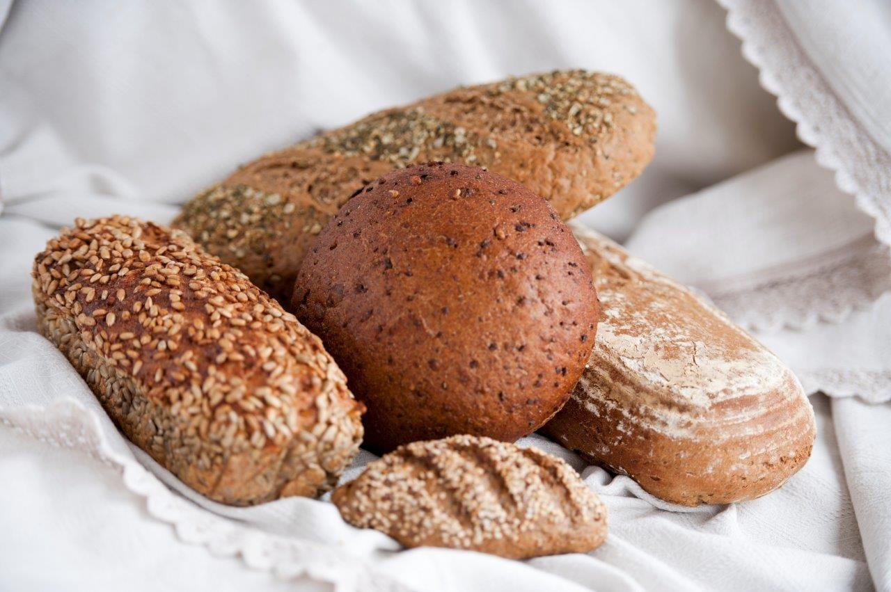 paneaustriaco di #Dolceroma: #panini al farro, #vollkornbrot ...