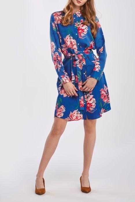 Dámské šaty   GANT CZ   Dresses for work, Wrap dress, Dresses