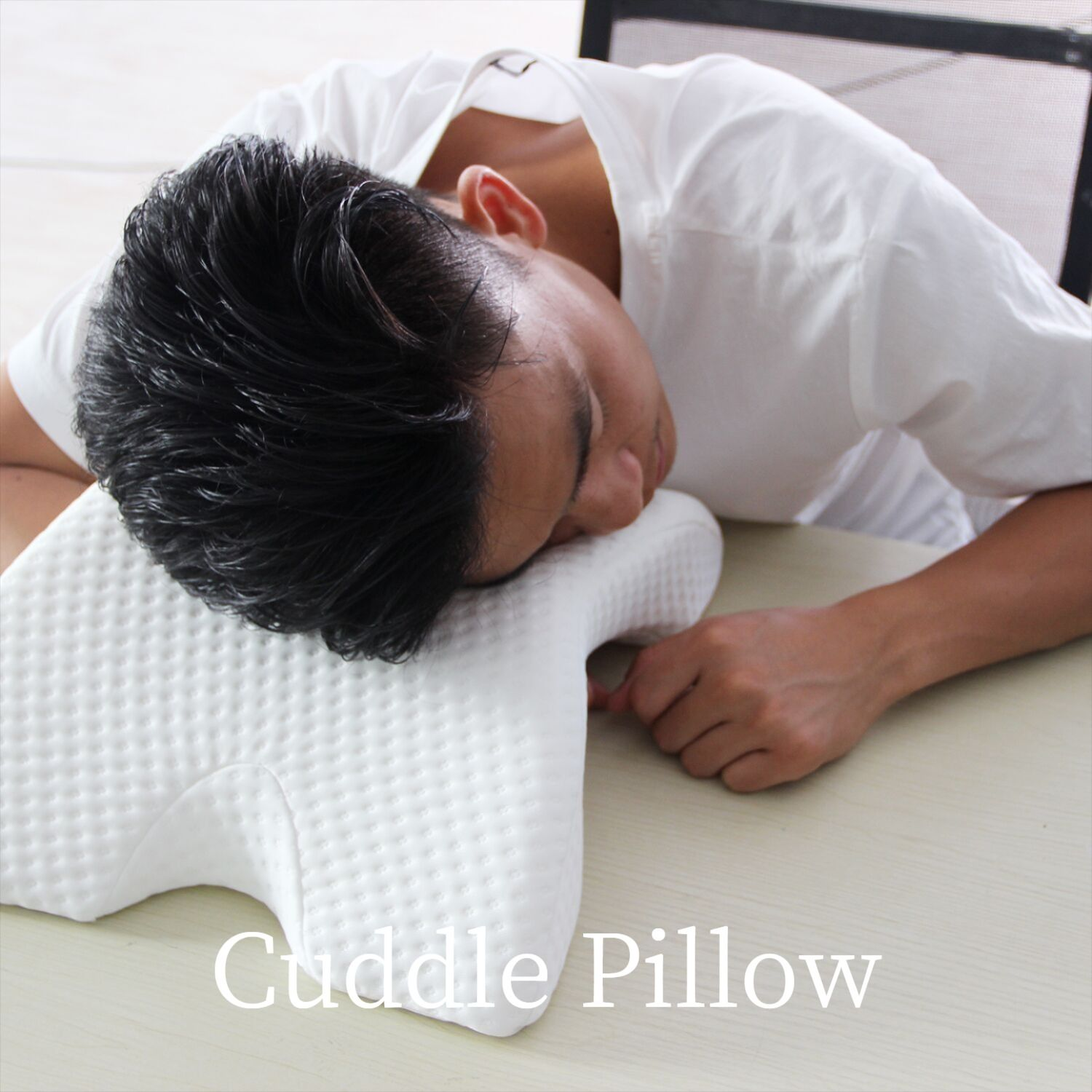 Memory Foam Hand Pillow Couples Sleeping Pillow Comfortable/&Breathable Gifts