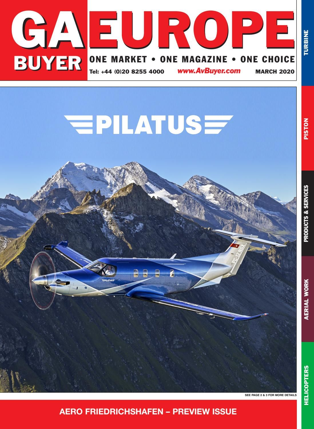 Ga buyer europe march 2020 aircraft maintenance air