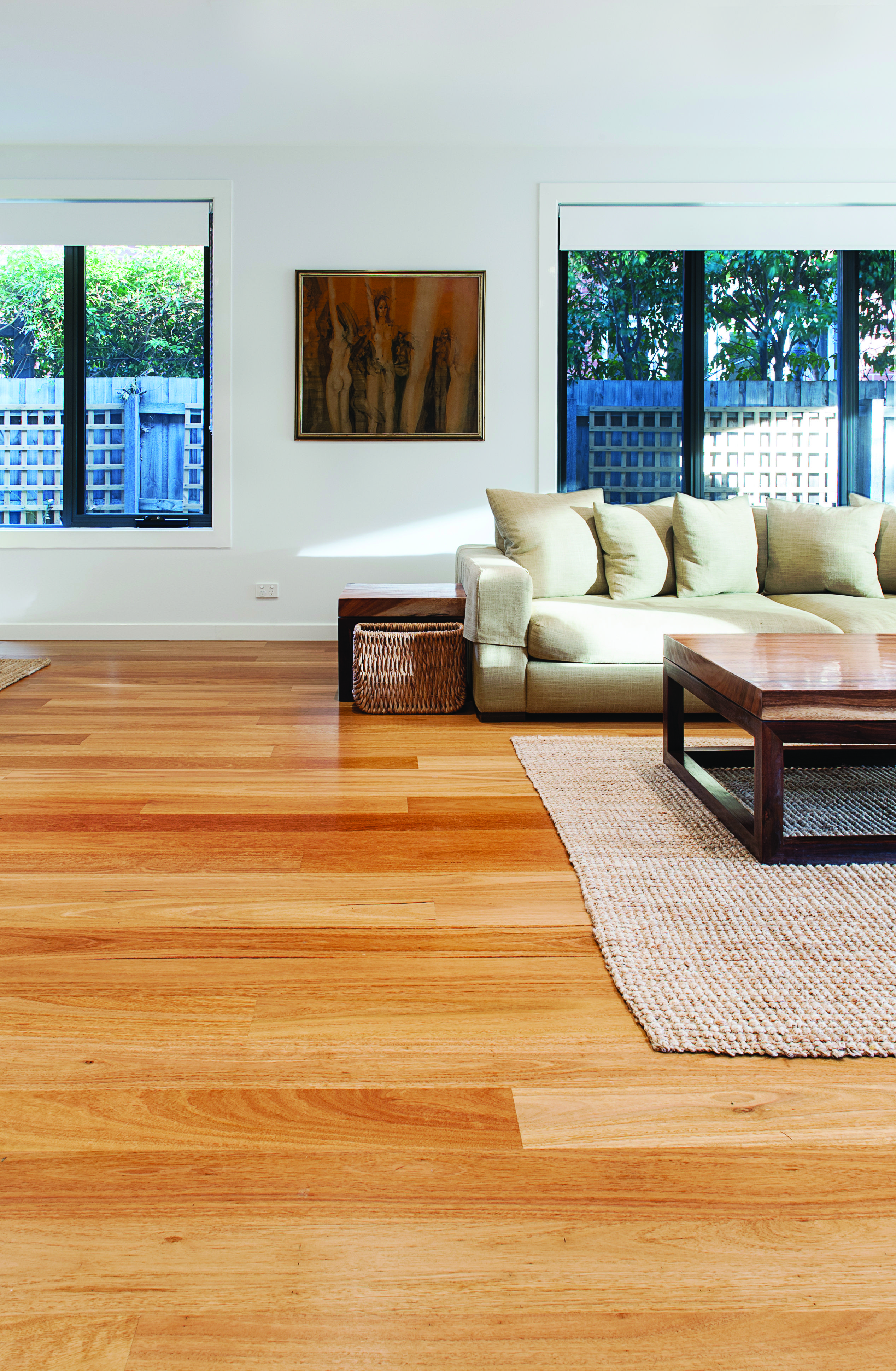 Blackbutt Floor timber Flooring in 5  Rustic wood floors