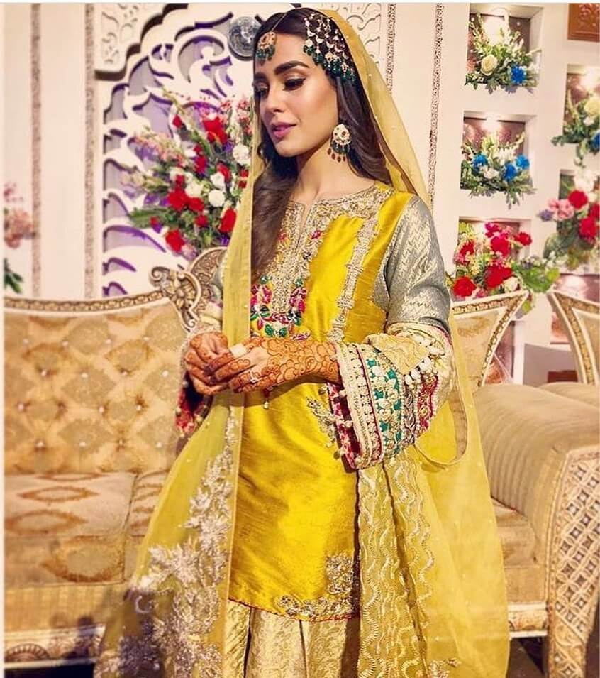 Photo of Stunning Pakistani Mehendi Outfits For Trendsetter Brides!