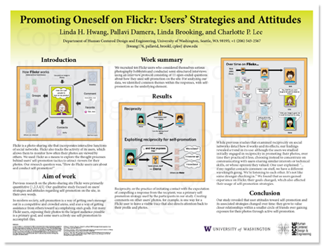Nice Visuals  Research Posters