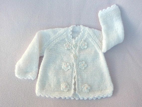 4e9f196f9233 Hand knitted baby clothes