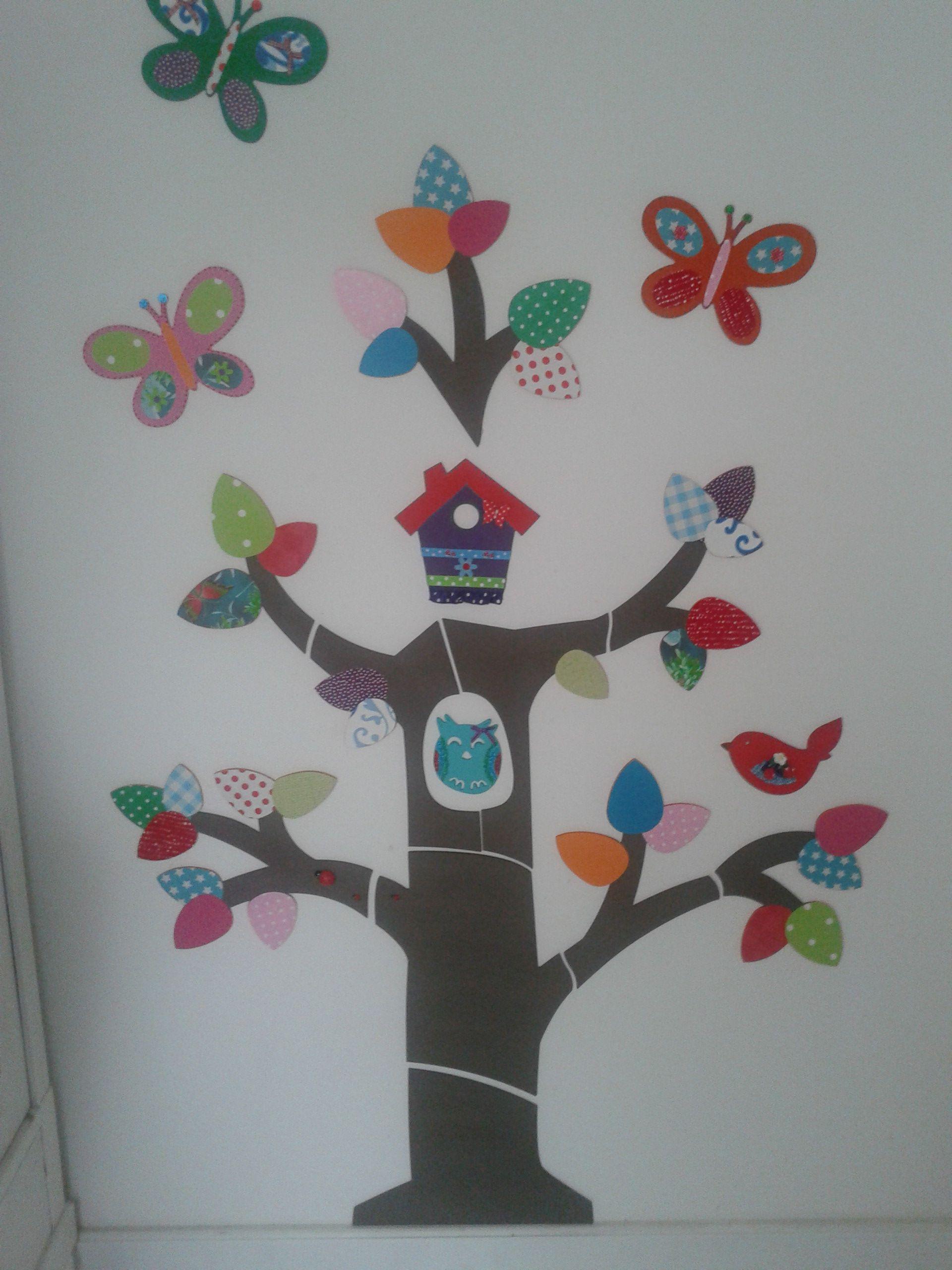Boom Voor Babykamer.Kinderkamer Boom Adesivo De Parede Decorativo Arvore Galho Bebe