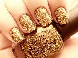 Love the gold!!!