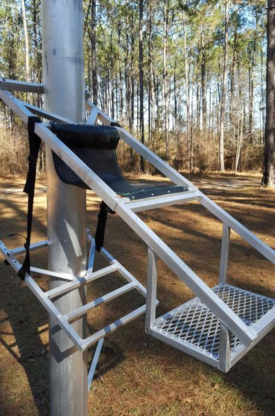 King Stand Rogue 365 With Wheel Package Climbing Stands Tree Stand Hunting Climbing Tree Stands