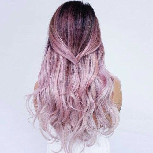 Pin di Marty♡ su Hair | Capelli colorati, Idee per capelli ...