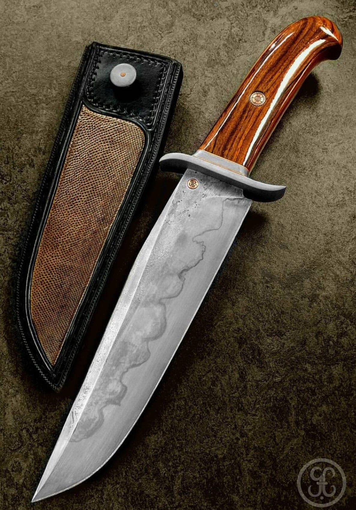 Pin de ale Marco en cuchilleria | Pinterest | Cuchillos, Damascos y ...