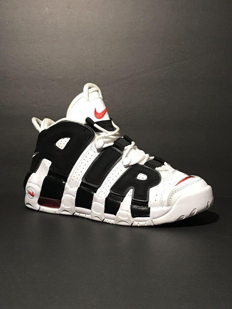 d08743445a NIKE AIR MORE UPTEMPO 96 RETRO CHICAGO BULLS SCOTTIE PIPPEN 4.5Y GS  415082-105 #fashion #clothing #shoes #accessories #kidsclothingshoesaccs  #boysshoes ...